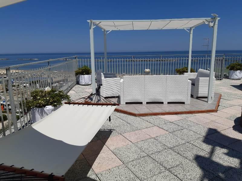 Terrazza Solarium Sunrise Hotel 3 stelle Superior Cesenatico